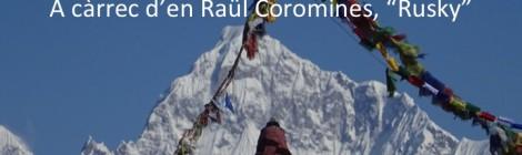 """Audiovisual """" Tots els colors del Nepal """""""
